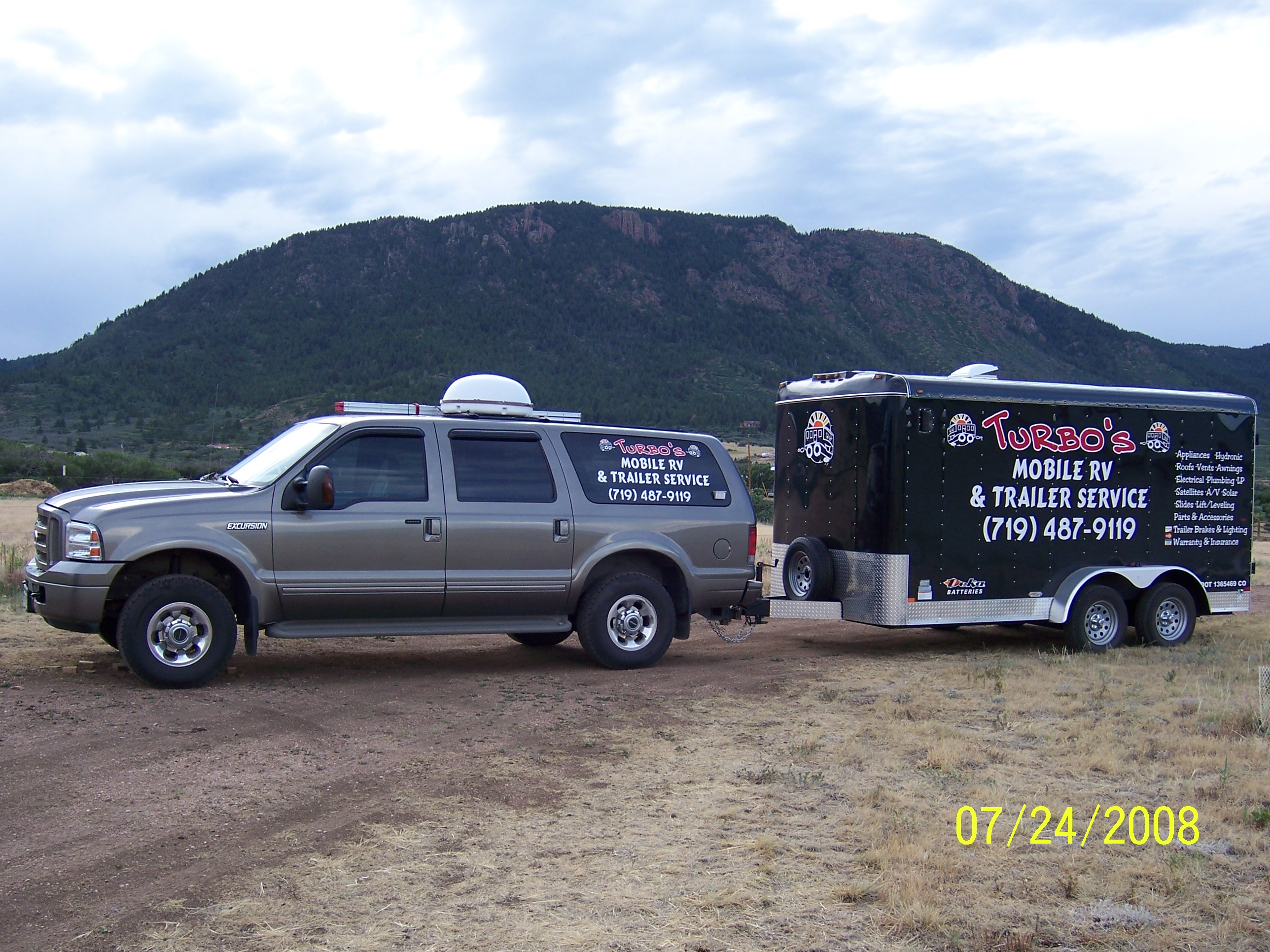 Turbo's Mobile Rv Svc